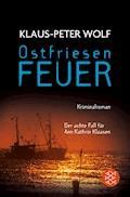 Ostfriesenfeuer - Klaus-Peter Wolf - E-Book + Hörbüch