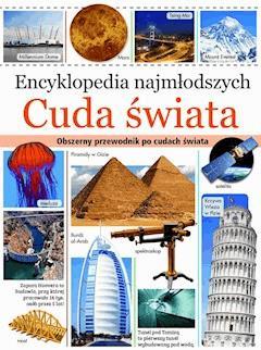 Encyklopedia najmłodszych. Cuda świata - Opracowanie zbiorowe - ebook