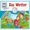 WAS IST WAS Junior Hörspiel: Das Wetter - Butz Buse - Hörbüch