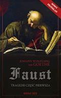 Faust. Tragedii część pierwsza - Johann Wolfgang von Goethe - ebook