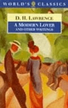 A Modern Lover - David Herbert Lawrence - ebook