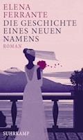 Die Geschichte eines neuen Namens - Elena Ferrante - E-Book