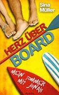 Herz über Board 1: Mein Sommer mit Jonah - Sina Müller - E-Book