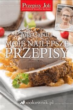 Moje najlepsze przepisy - hd active - Jola Caputa - ebook