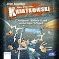 Ein Fall für Kwiatkowski. Donner, Blitz und schräge Vögel - Jürgen Banscherus - Hörbüch