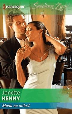 Moda na miłość - Janette Kenny - ebook