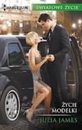 Życie modelki - Julia James - ebook