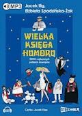 Wielka księga humoru - Elżbieta Spadzińska Żak - audiobook
