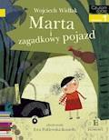 Marta i Zagadkowy Pojazd - Wojciech Widłak - ebook