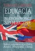 Edukacja i nierówności społeczne - Tomasz Gmerek - ebook