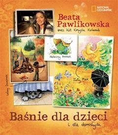 Baśnie dla dzieci - Beata Pawlikowska - ebook