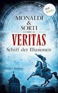 VERITAS - Zweiter Roman: Schiff der Illusionen - Monaldi & Sorti - E-Book
