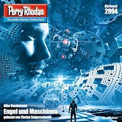 Perry Rhodan 2994: Engel und Maschinen - Wim Vandemaan - Hörbüch