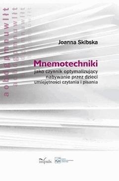 Mnemotechniki - Joanna Skibska - ebook