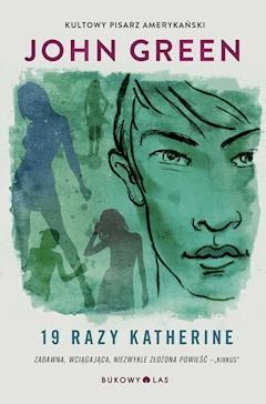 19 razy Katherine - John Green - ebook