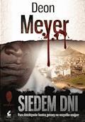 Siedem dni - Deon Meyer - ebook