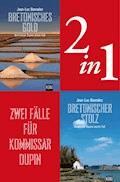 Zwei Fälle für Kommissar Dupin (2in1-Bundle) - Jean-Luc Bannalec - E-Book