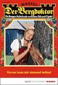 Der Bergdoktor - Folge 1887 - Andreas Kufsteiner - E-Book
