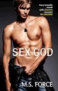 Sex God - M.S. Force - ebook