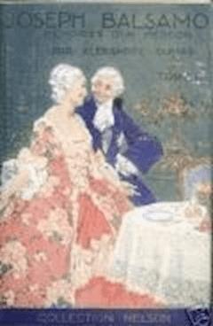 Joseph Balsamo - Tome II (Les Mémoires d'un médecin) - Alexandre Dumas - ebook