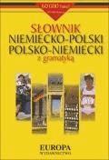 Słownik niemiecko-polski polsko-niemiecki z gramatyką  - Praca zbiorowa - ebook