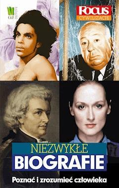 Niezwykłe biografie - ebook