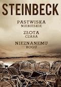 Pastwiska Niebieskie, Złota Czara, Nieznanemu bogu - John Steinbeck - ebook