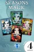 Seasons of Magic: Die E-Box mit allen vier Bänden zur Reihe (Mit Bonuskapitel »Das magische Ende«) - Ewa A. - E-Book