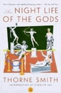 The Night Life of the Gods - Thorne Smith - ebook