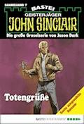 John Sinclair - Sammelband 7 - Jason Dark - E-Book