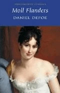 Moll Flanders - Daniel Defoe - ebook