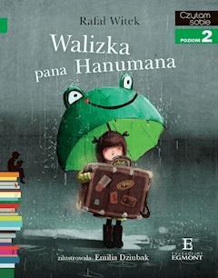 Walizka pana Hanumana. Czytam sobie - poziom 2 - Rafał Witek - ebook