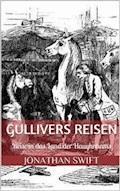 Gullivers Reisen. Vierter Band - Reise in das Land der Hauyhnhnms (Illustriert) - Jonathan Swift - E-Book