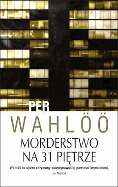 Morderstwo na 31 piętrze - Per Wahlöö - ebook