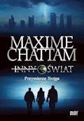 Przymierze trojga - Maxime Chattam - ebook