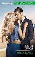 Uroki Grecji - Julia James - ebook