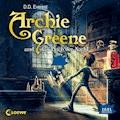 Archie Greene und das Buch der Nacht - D.D. Everest - Hörbüch
