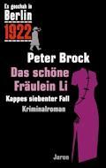 Das schöne Fräulein Li - Peter Brock - E-Book