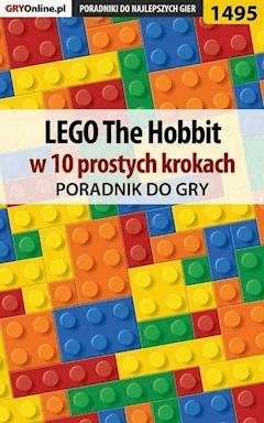 """LEGO The Hobbit w 10 prostych krokach - Jacek """"Stranger"""" Hałas - ebook"""