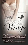 She flies...-Reihe Sammelband - Annie Stone - E-Book