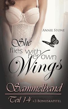 She flies...-Reihe Sammelband - Annie Stone - E-Book