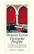 Tierische Profite - Donna Leon - E-Book + Hörbüch