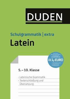 Duden Schulgrammatik extra - Latein - Monika Bornemann - E-Book