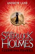 Młody Sherlock Holmes. Czerwona pijawka - Andrew Lane - ebook