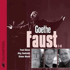 Faust I+II - Johann Wolfgang von Goethe - Hörbüch