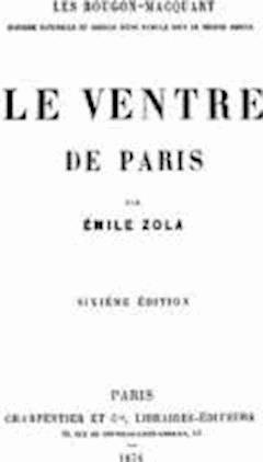 Le Ventre de Paris - Emile Zola - ebook