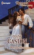 Dama i oficer - Diane Gaston - ebook