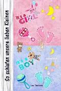 So schlafen unsere lieben Kleinen - Lea Theissen - E-Book