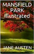 Mansfield Park - Illustrated - Jane Austen - ebook