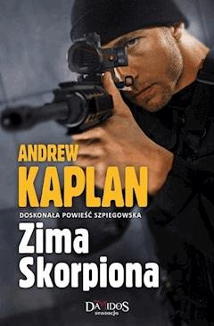 Zima Skorpiona - Andrew Kaplan - ebook